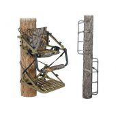 Matériel d'affût - treestands et accessoires - échelles