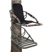 Treestands auto-grimpants